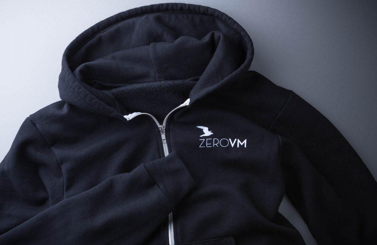 ZeroVM Hoodie by Heavy Heavy