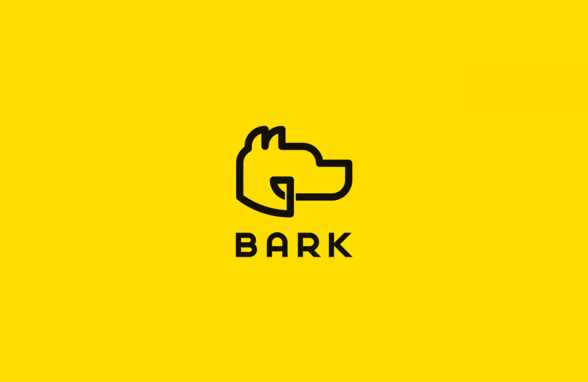 Bark PR Logo by Heavy Heavy