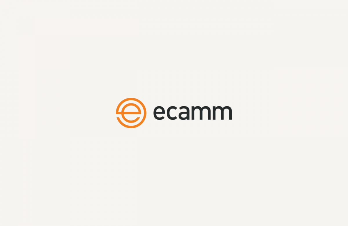 Ecamm Logo by Heavy Heavy