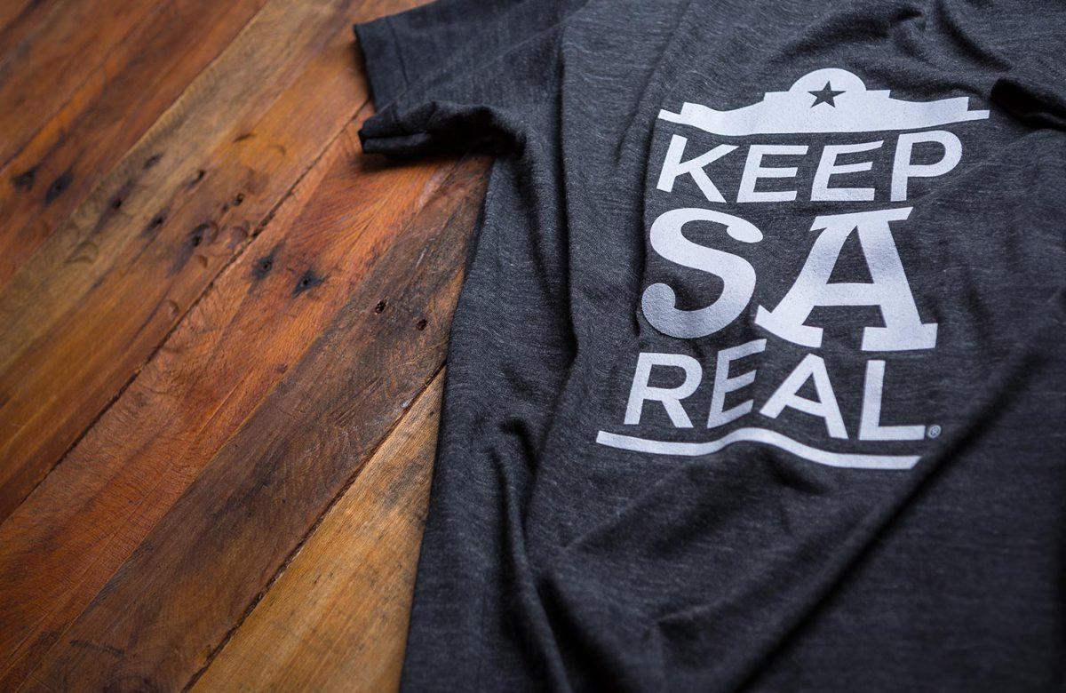 Keep SA Real T-shirt by Heavy Heavy