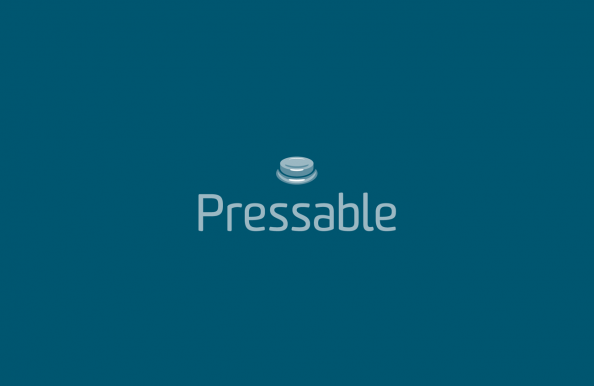 Pressable Logo by Heavy Heavy