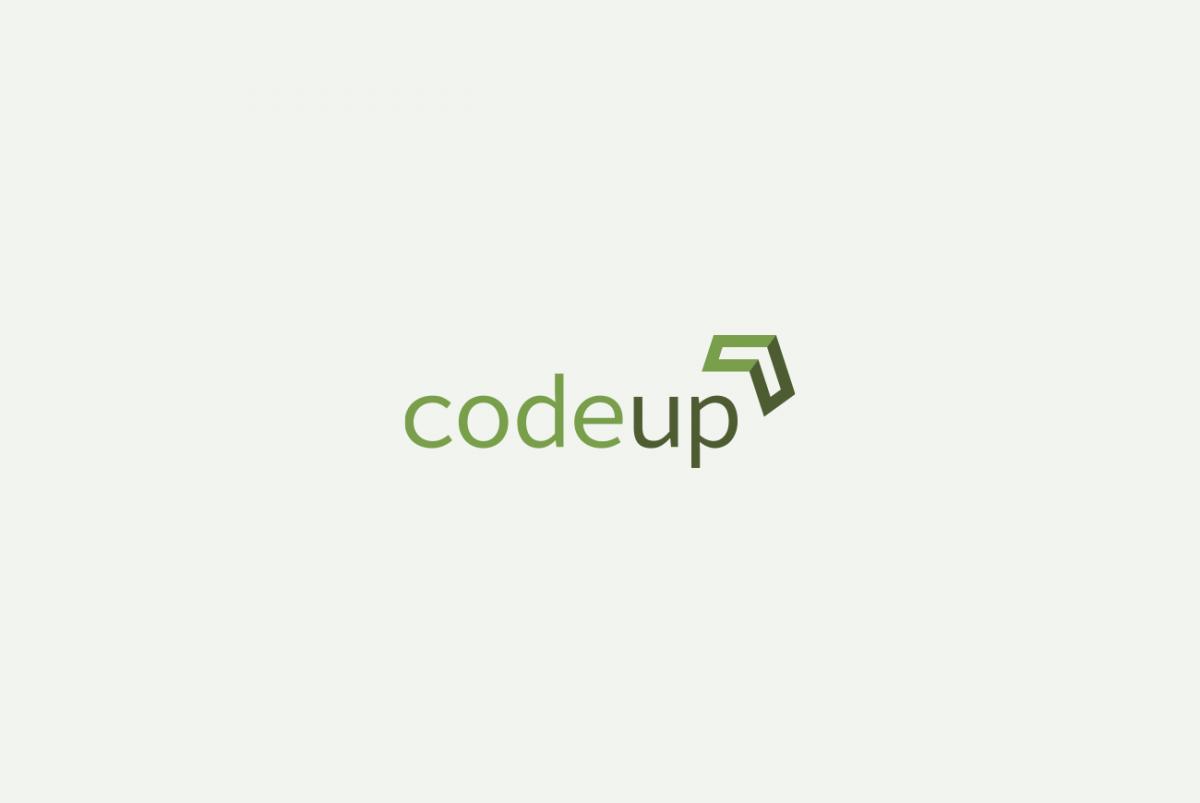 Codeup Logo by Heavy Heavy